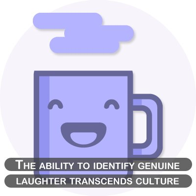 The ability to identify genuine laughter transcends culture